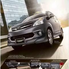 Interior Grand New Avanza Veloz 1.5 Toyota Yaris Trd Specs Dari Masa Ke | Kaskus