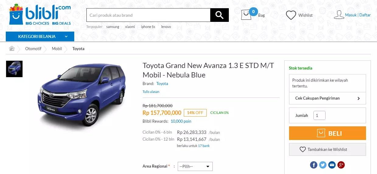 suspensi grand new avanza keras toyota yaris trd turbo diskon 24juta! | kaskus