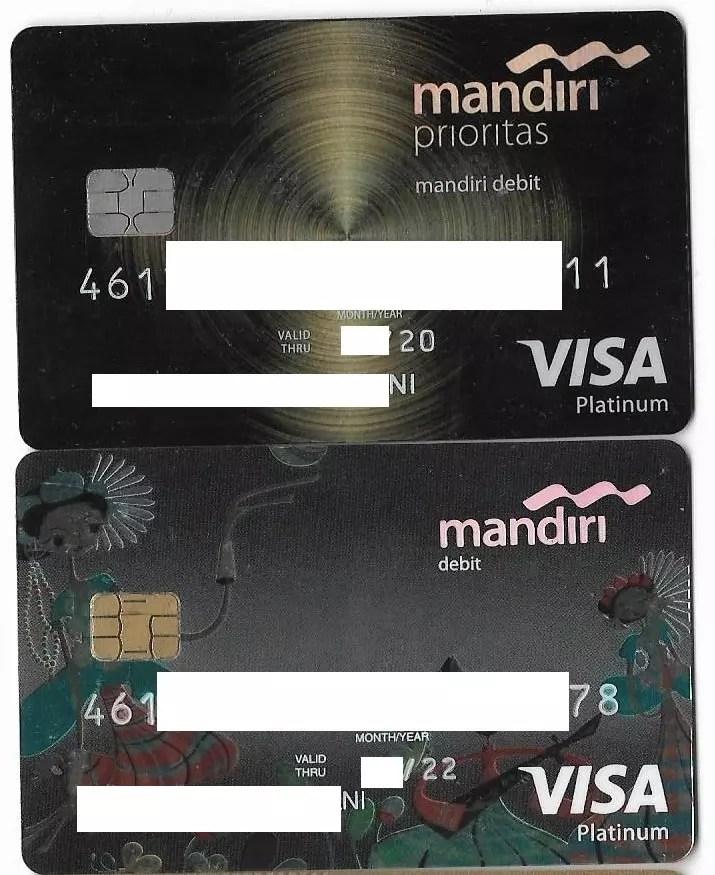 Mandiri Platinum Debit : mandiri, platinum, debit, Balasan, Rekening, Biaya, Administrasi, KASKUS