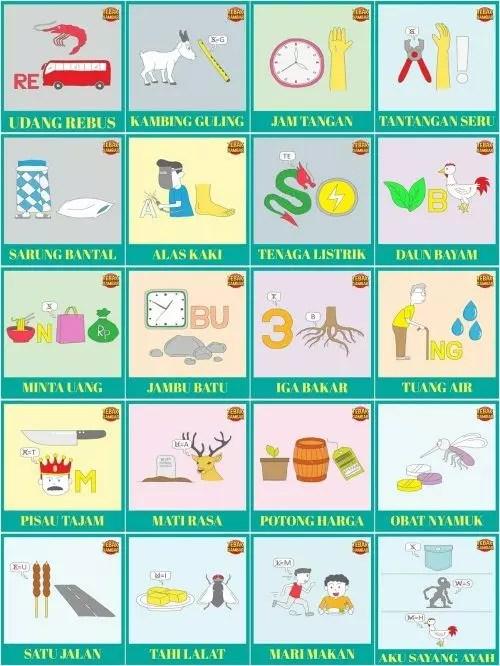 Jawaban Tebak Gambar 2 : jawaban, tebak, gambar, Kumpulan, Kunci, Jawaban, Tebak, Gambar, Lengkap, Dengan, KASKUS