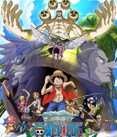 Story Of Arc One Piece Yang Merupakan Alur Cerita Yang ...