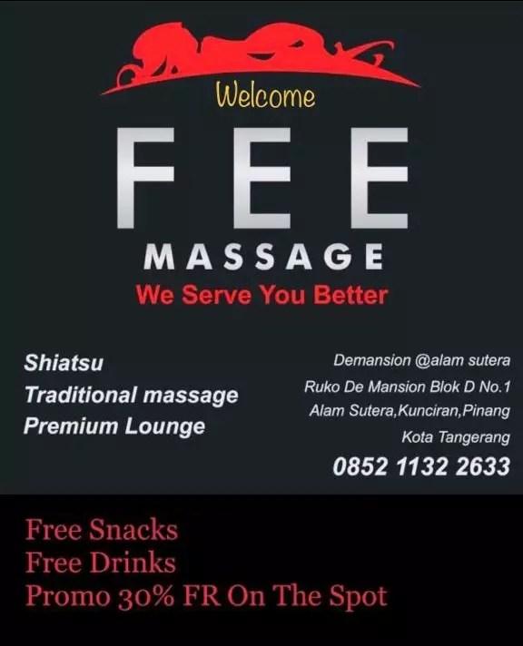 Scorpion Massage Alam Sutera : scorpion, massage, sutera, Balasan, MASSAGE, SUTERA, KASKUS