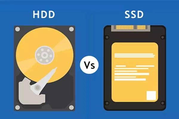 Perbedaan HDD dan SSD, Mana Yang Lebih Baik
