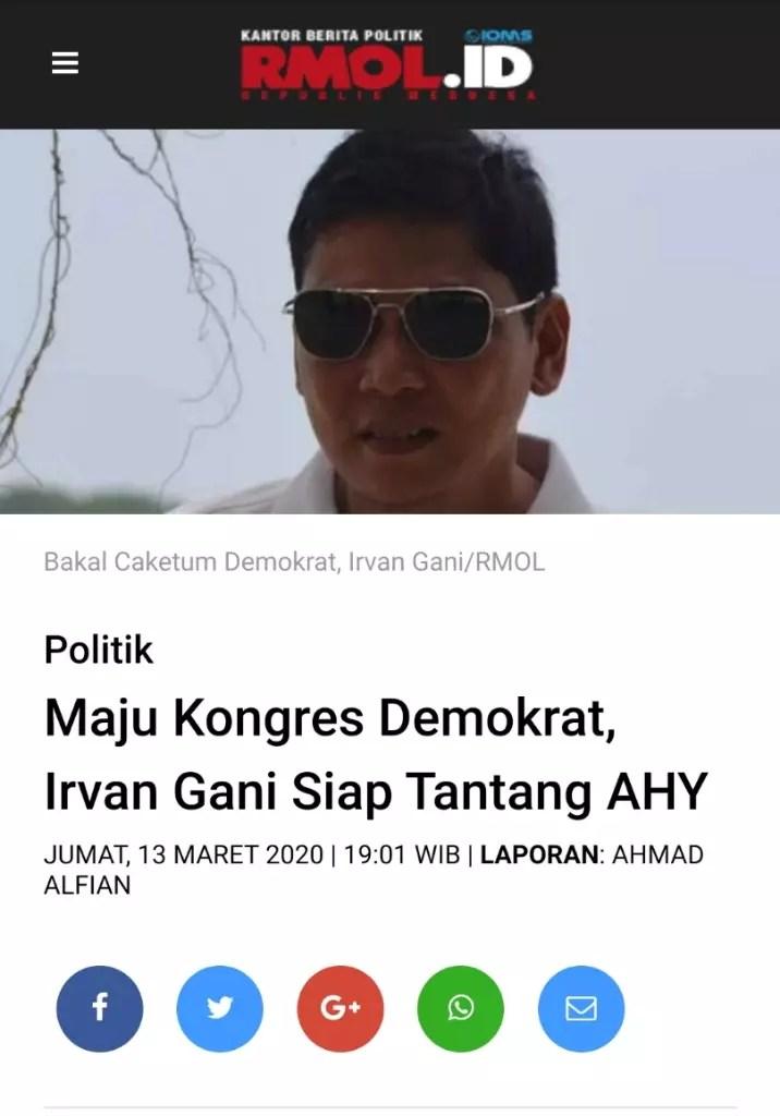 Demokrat Siap Png : demokrat, Demokrat, Sebut, Orang, Dekat, Jokowi, Ingin, Gulingkan, Seorang, Jenderal, KASKUS