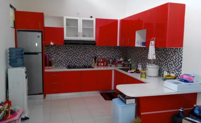 Jual Barkah Furniture Jual Kitchen Set Minimalis Dan
