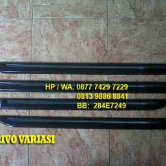 Pelindung Radiator Grand New Avanza Foto All Vellfire Jual List Body Side Moulding Veloz Kaskus