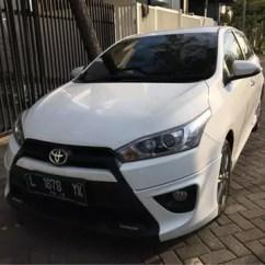 Toyota Yaris Trd Matic New Sportivo Manual Terjual Putih 2014 Km5rb Kaskus