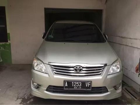pajak all new kijang innova 2016 toyota camry philippines terjual grand v luxury 2012 bensin matic panjang
