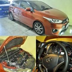 Toyota Yaris Trd Sportivo 2014 Konsumsi Bbm All New Camry Jual A T Kaskus