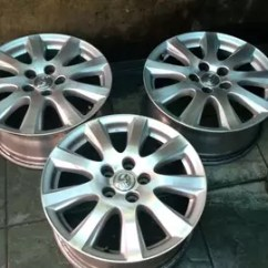 Jual Velg All New Camry 2019 Pantip Oem Toyota R17 Pcd 5x114 Kaskus