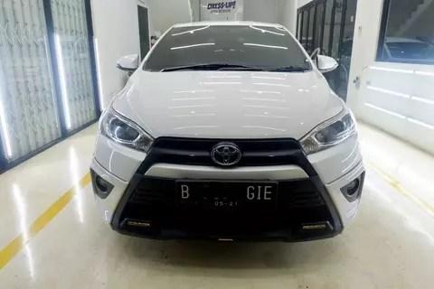 toyota yaris trd limited specs terjual s at white low km auto 2000 record pemkaian pribadi istimewa
