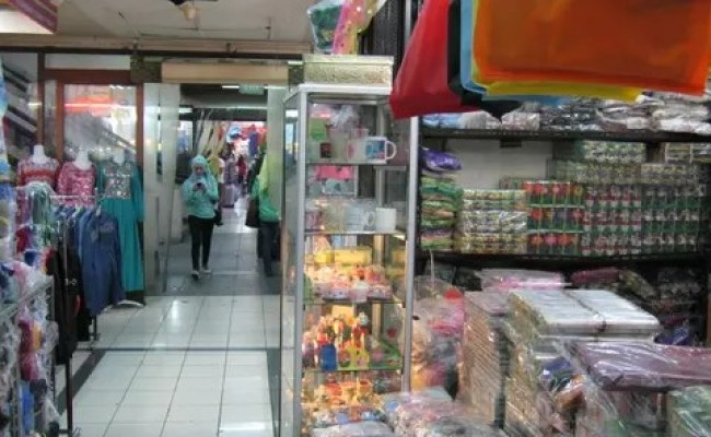 Jual Toko Di Pasar Baru Bandung Dg Konsep Bisnis Untung