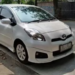 Toyota Yaris Trd Sportivo Manual 2012 Suspensi Grand New Avanza Keras Terjual Th Putih Full Sound System Mantab