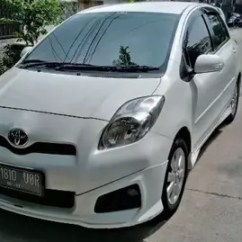 Toyota Yaris Trd Sportivo Manual 2012 Grand New Veloz 1.3 Silver Terjual Th Putih Full Sound System Mantab