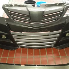 Bodykit All New Kijang Innova Fitur Grand Veloz 1.3 Terjual Jual Custom Wide Body 1 Set Murah