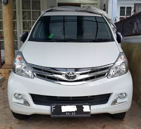 grand new avanza warna putih 2016 tipe g terjual second all 1 3 m t bulan 04 tahun 2015 like