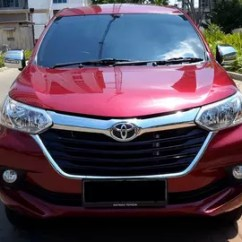 Grand New Avanza Merah Putih Terjual Toyota 1 3 G Mt 2016 Metalik Kaskus
