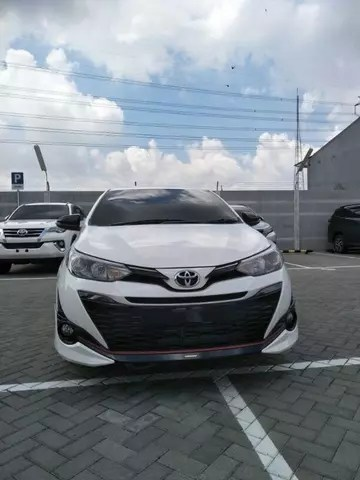 new yaris trd sportivo cvt 2018 all camry headlightmag terjual white kaskus