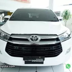 All New Toyota Kijang Innova 2018 Camry กับ Accord Terjual Promo Kaskus