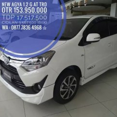 New Agya 1.2 G At Trd All Camry 2019 Malaysia Jual Spesial Promo Toyota 1 2 Datsun Kaskus