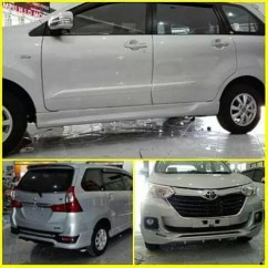 Bodykit Grand New Avanza 2016 Interior Yaris Trd 2018 Jual Body Kit Plastik Kaskus