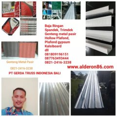 Agen Baja Ringan Di Denpasar Terjual Spandek Murah Bali Kaskus