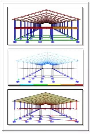 Jual Jasa Perencana Struktur  Perhitungan Konstruksi