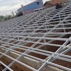 Rangka Baja Ringan Untuk Atap Asbes Terjual Jasa Pemasangan Genteng Metal
