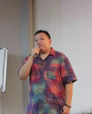 Profile Kontributor Subforum Entrepreneur Corner: Chandra Liang