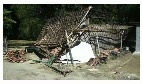 Mahasiswa Modung Angkat Bicara Tentang Yang Menimpa Pak Edeng Dusun Blireng