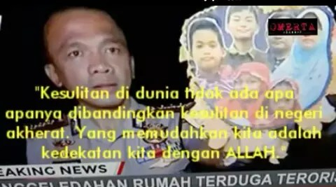 Foto-foto Ini Diduga Penyebab Terjadinya Ledakan Bom Bunuh Diri di Surabaya