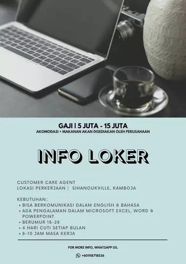 Info Loker Kaskus : loker, kaskus, LOKER, NEGERI!, Whatsapp, +601118718536, KASKUS