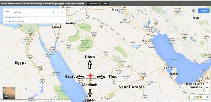 All About Konflik Timur Tengah dan Afrika Utara menghadapi Terorisme part 3 - Part 1