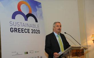 O Υπουργός Περιβάλλοντος, Ενέργειας και Κλιματικής Αλλαγής, κ. Γιάννης Μανιάτης