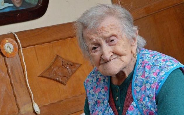 Αποτέλεσμα εικόνας για πεθανε η γηραιοτερη γυναικα στον κοσμο