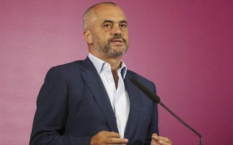 Ράμα: Μέχρι την άνοιξη μπορούμε να λύσουμε ορισμένα ζητήματα με την Ελλάδα | ΠΟΛΙΤΙΚΗ