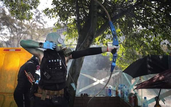 Αποτέλεσμα εικόνας για χονγκ κονγκ επεισοδια