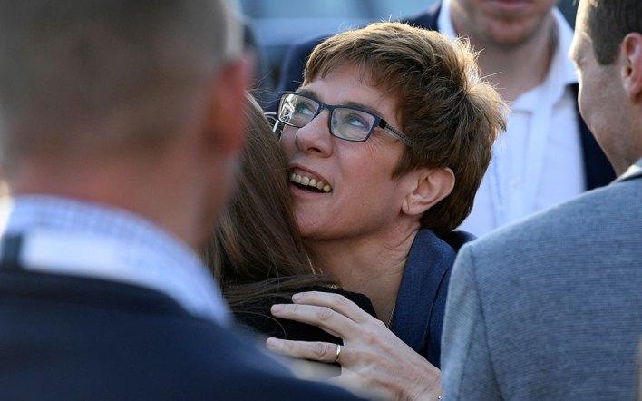 Ενισχυμένη η Μέρκελ από τη νίκη του CDU στο κρατίδιο Ζάαρλαντ