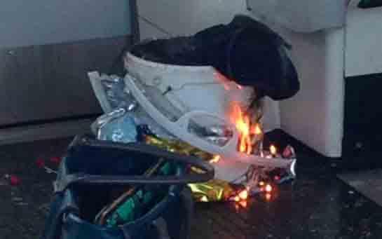 Τρομοκρατικό χτύπημα στο Λονδίνο - Εκρηξη σε βαγόνι του Λονδίνου με δεκάδες τραυματίες