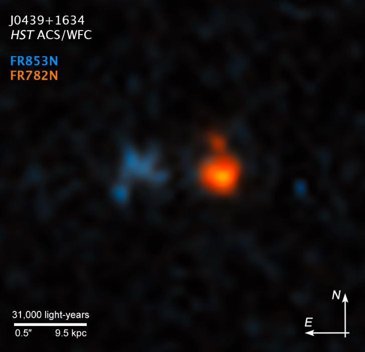 p4 Ανακαλύφθηκε το φωτεινότερο αντικείμενο του σύμπαντος!