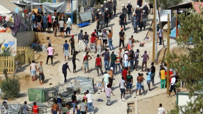 Συμβούλιο της Ευρώπης: Υπερπληθυσμός και κακομεταχείριση μεταναστών στην Ελλάδα