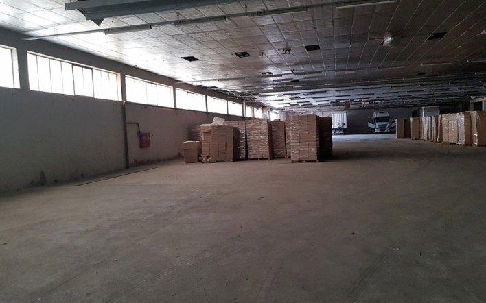 Εξάρθρωση μεγάλου κυκλώματος λαθρεμπορίου τσιγάρων με αποθήκη στην Ελευσίνα