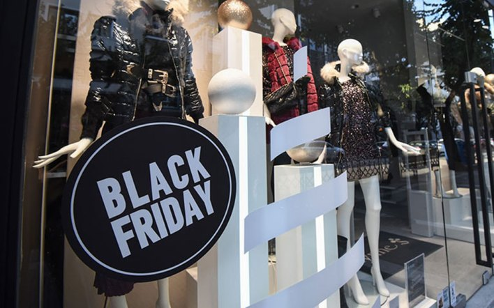 Black Friday: Στο «κυνήγι» της καλύτερης προσφοράς