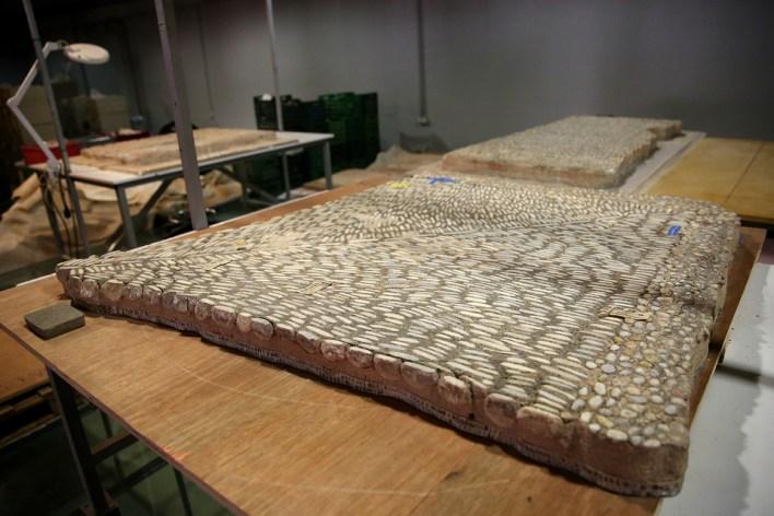 Πλούσια αρχαιολογικά ευρήματα από την επέκταση του μετρό στον Πειραιά