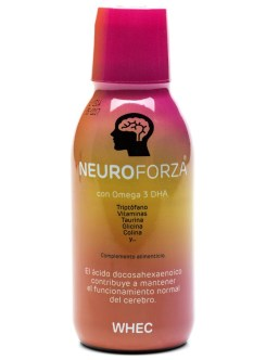 Neuroforza, a Spanish syrup to improve memory and concentration