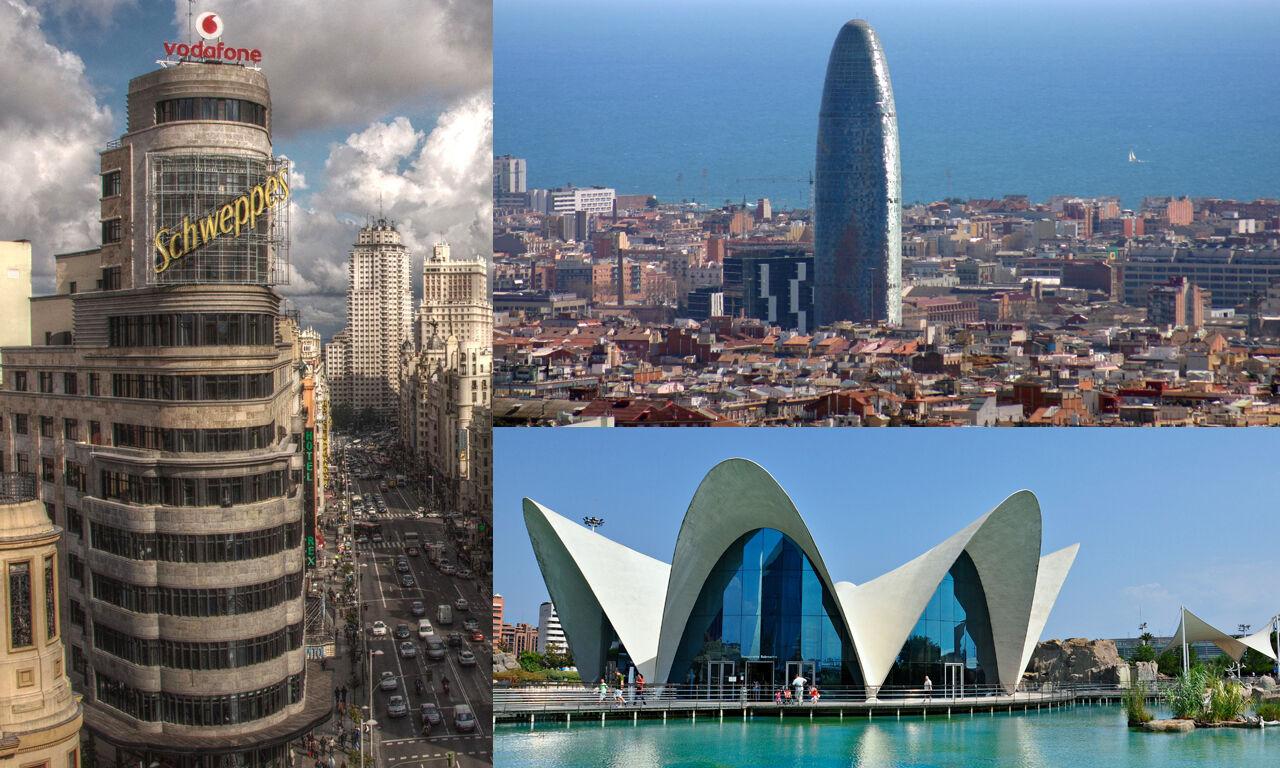Barcelona Madrid y ahora Valencia la guerra contra el