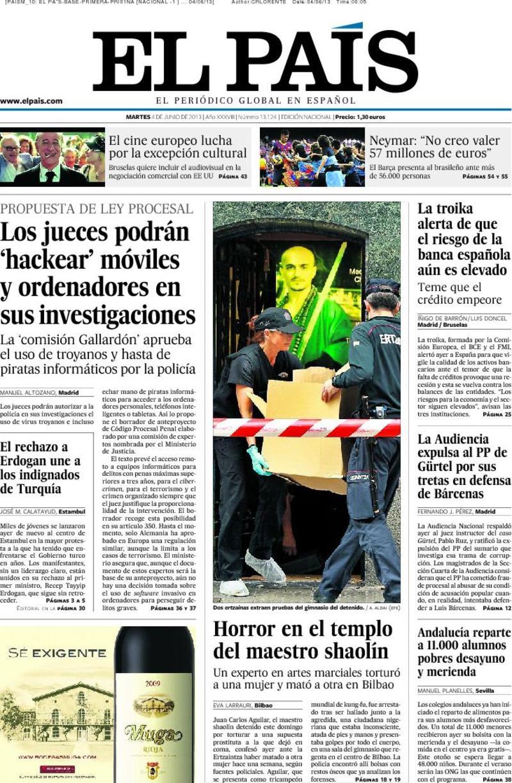 'El País'