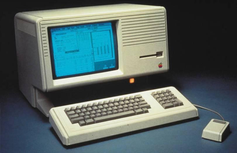 Resultado de imagen para apple Lisa