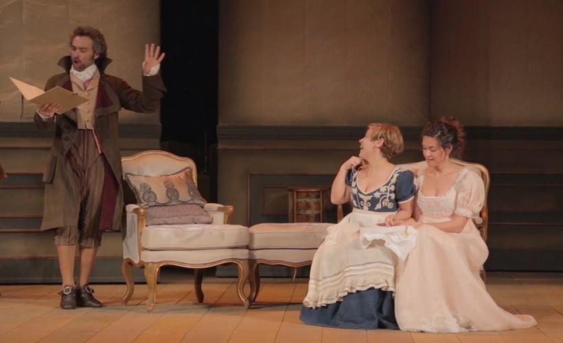 'Clementina' | Teatro La Zarzuela