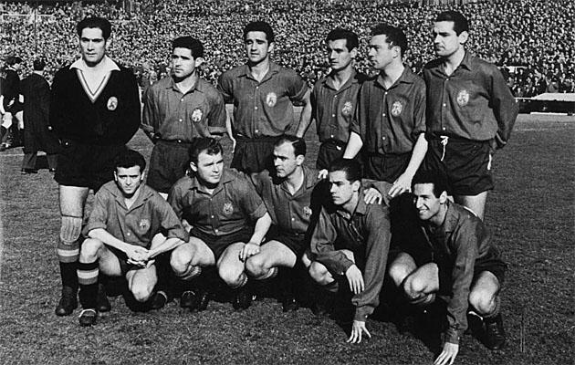 Cuando Franco impidió que España ganara la primera Eurocopa - Libertad  Digital